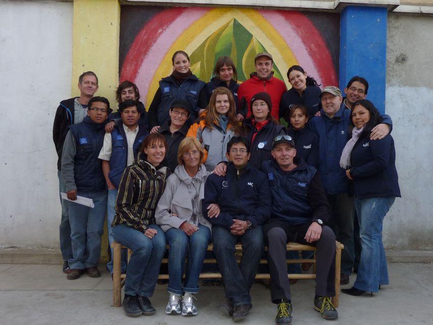 Sommer 2010 (Besuch in Bolivien)